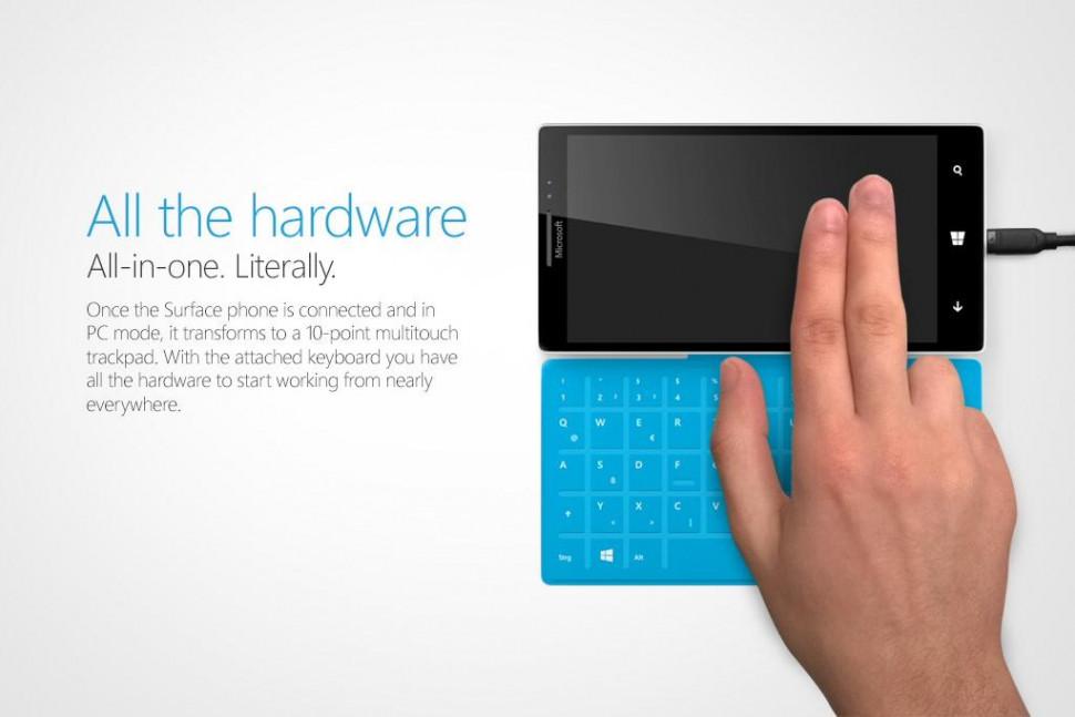 Windows 10 Mobile e Surface Phone