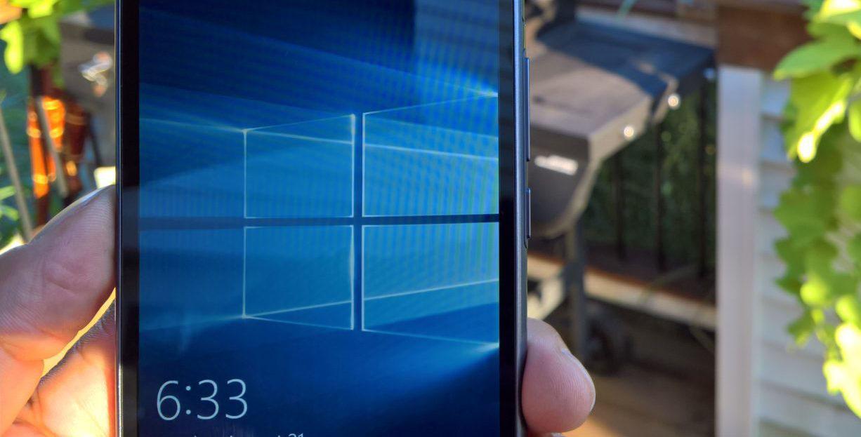 WhartonBrooks: In uscita un nuovo Smartphone Windows